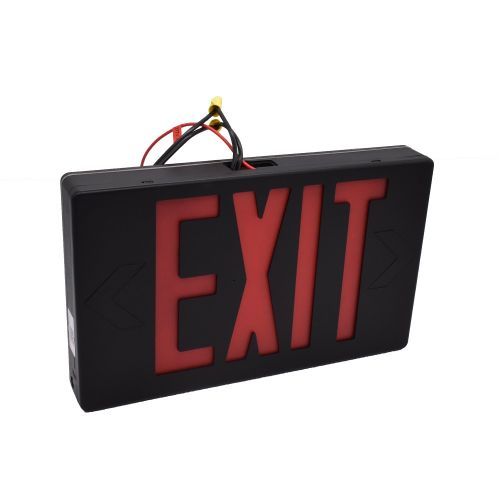 4k Fully Functional Exit sign with Hardwire Kit
