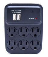 Outlet adapter camera optional color of white or black